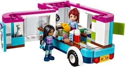 Lego 41319 Friends Koek en Zoopie wagen 1