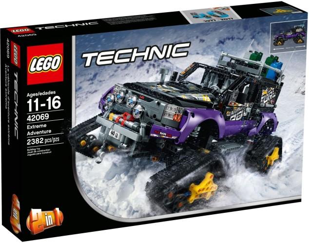 Lego Technic 42069 Extremen Adventure 2