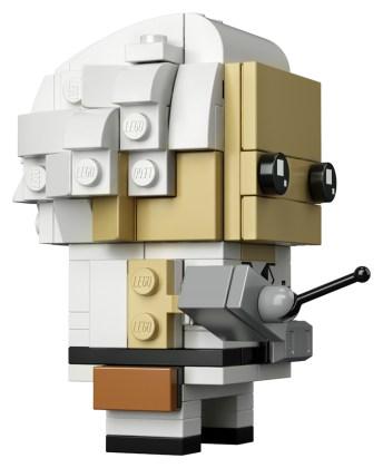 LEGO 41611 Brickkheadz Return To The Future Marty Mc Fly en Dr Emmet Brown 4