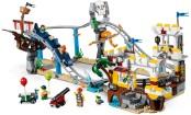 LEGO 31084 Creator Piraten achtbaan 3