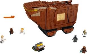 LEGO 75220 StarWars Reusachtige Sandcrawler 1