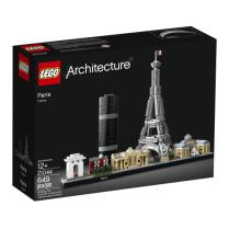 LEGO 21044 Architecture Parijs 2