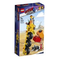 LEGO 70823 Movie Emmets Motorfiets 2